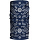 HAD Coolmax Sun Protection Tube Scarf india paisley blue